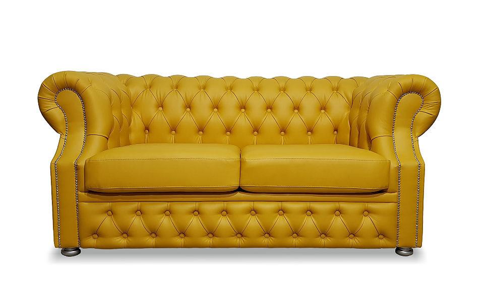 Прямой диван Честерфилд Style 2Д