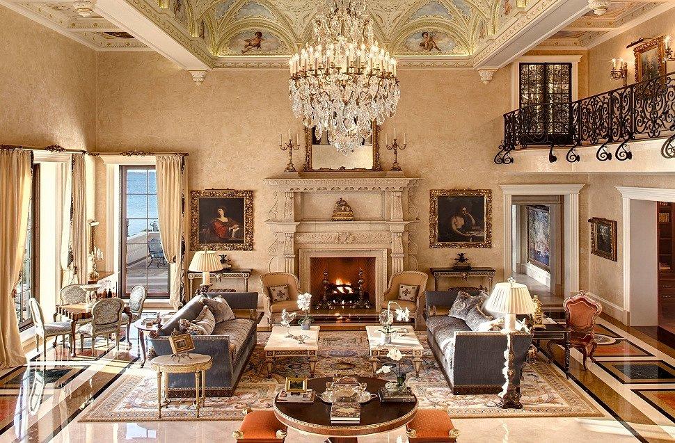 Викторианский стиль в интерьера - фото 1