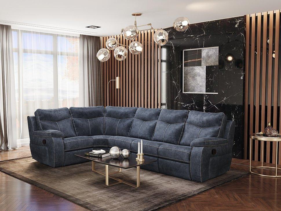 Модульный диван Дели
